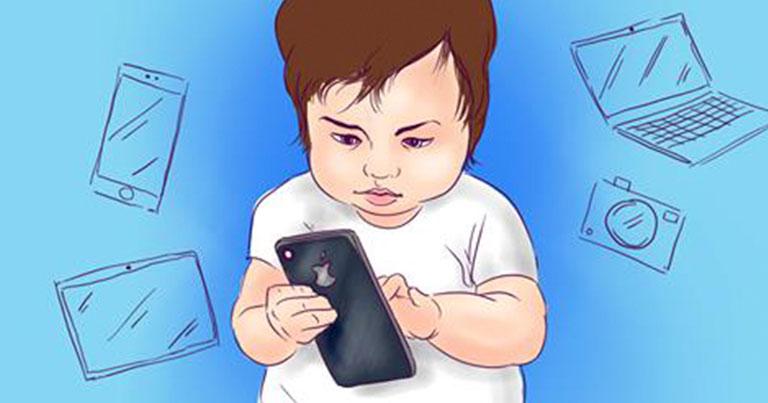 10 причин не давати телефон в руки дітям до 12 років  a13d51c083e05